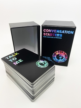 Conversation Starters Cards for Couples